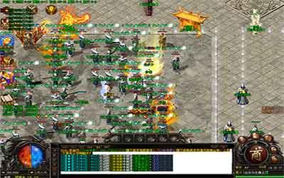 传奇游戏的超变版本每日任务在哪里领?