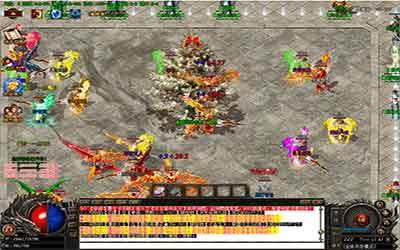 关于火龙复古传奇如何挑选武器装备的攻略!