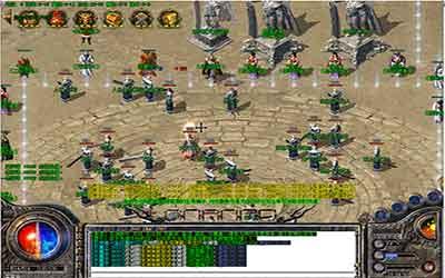 常见地图石墓阵,仍有很多超变传奇私服的玩家不知道这个技巧!