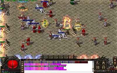 180合击热血传奇里的战士的剑法技能如何升级?
