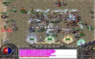 在热血传奇超变版本中玩团战时道士和战士该如何配合?