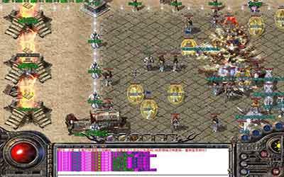 挖矿游戏玩法在超变热血传奇中哪个地图?