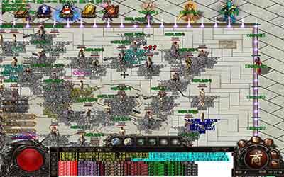 针对RMB玩家来说,终极幻想魔刀是网通热血传奇的极品装备!
