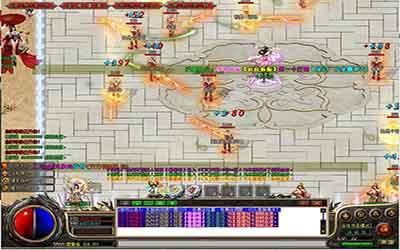 如何查看迷失单职业热血传奇全部BOSS的地图坐标?