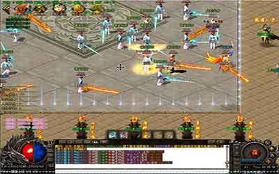 无限刀神龙冰雪传奇是我国的网络游戏开山鼻祖?
