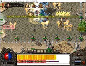 玩家到网通怀旧传奇的什么地图打宝比较好?