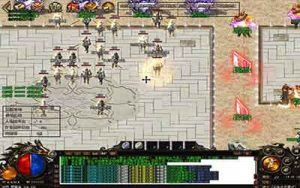千年冰雪网通传奇的城池争霸战有哪些玩法?