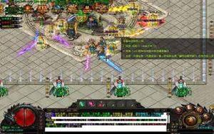 在超变态传奇中,玩家该到哪个地图打装备?